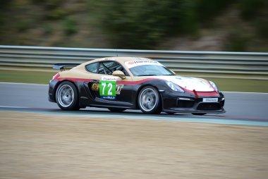 Frere/Lietaert - Porsche Cayman GT