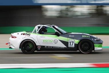 Maxime Oosten - Johan Kraan Motorsport - Mazda MX5