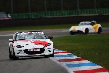 Johan Kraan Motorsport - Joshua Kreuger - Mazda MX5