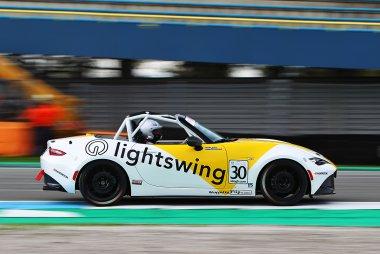 John Hoogland - Lightswing - Mazda MX5