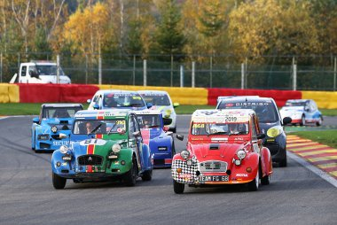 Team FG 2CV Passion