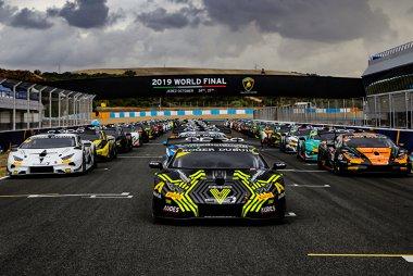2019 Lamborghini Huracan Super Trofeo World Finals