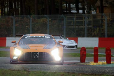 Circuit Zolder, donderdag 14 november 2019 – Internationale testdag