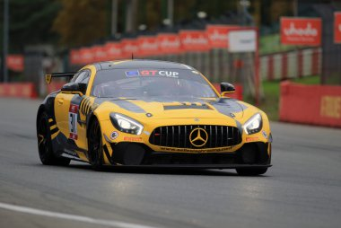 Selleslagh Racing Team - Mercedes AMG GT4