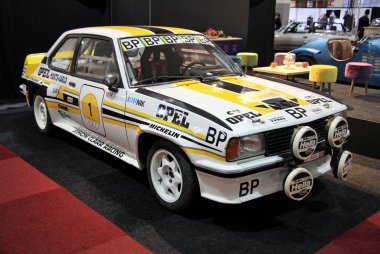 Opel Asona Rally