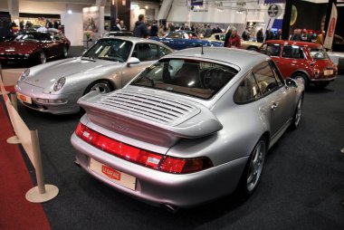 InterClassics Brussels 2019