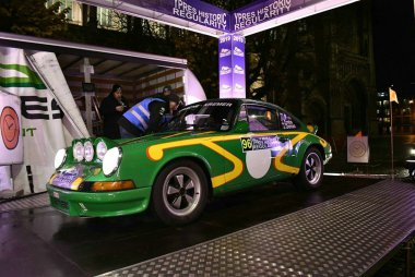 Georges Embo - Porsche 911 Carrera