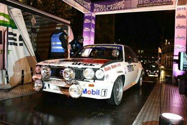 Michel Decremer - Opel Ascona 400