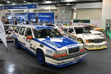 Volvo 850 Estate Touring Car