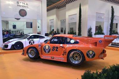 Porsche's 935 oud en nieuw