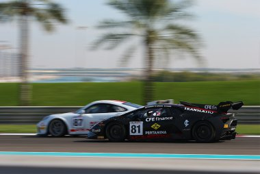 GDL Racing - Lamborghini Huracán Super Trofeo