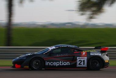 Balfe Motorsport - McLaren 570S GT4