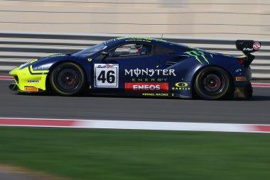 Monster VR46 Kessel - Ferrari 488 GT3