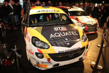 BMA Autosport - Opel Adam