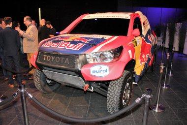 Giniel De Villiers - Toyota Gazoo Racing