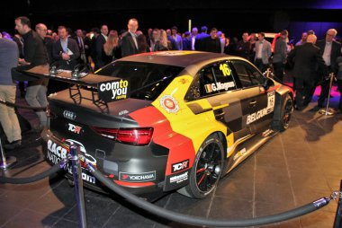 Comtoyou Racing - Audi RS 3 LMS TCR