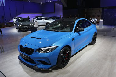 Brussels Motor Show 2020 - BMW M2