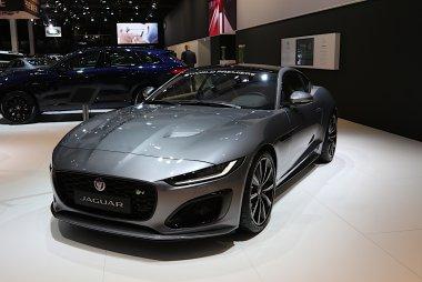 Brussels Motor Show 2020 - Jaguar