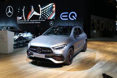 Brussels Motor Show 2020 - Merdeces GLA