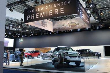 Brussels Motor Show 2020 - Defender