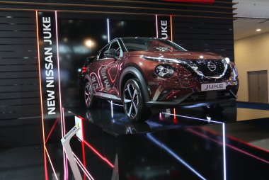 Brussels Motor Show 2020 - Nissan Juke