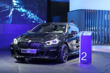 Brussels Motor Show 2020 - BMW 2 serie