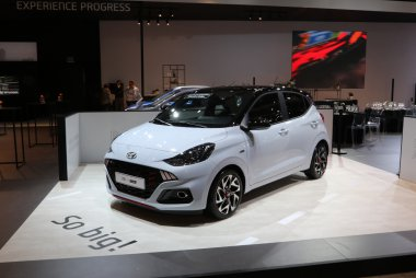Brussels Motor Show 2020 - Hyundai So Big