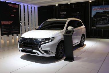 Brussels Motor Show 2020 - Outlander
