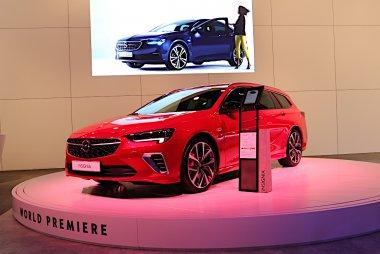 Brussels Motor Show 2020 -  Opel Insigna