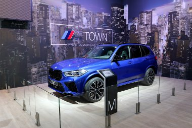 Brussels Motor Show 2020 - BMW