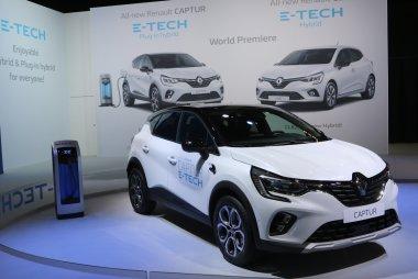 Brussels Motor Show 2020 - Renault Captur