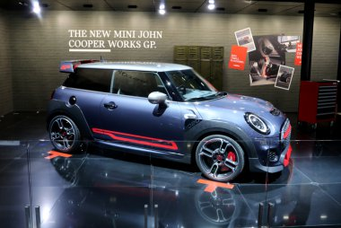 Brussels Motor Show 2020 - Cooper works GP