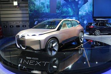Brussels Motor Show 2020 - MBW Vison i Next