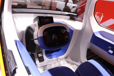 Brussels Motor Show 2020 - CitroPen Ami ONE