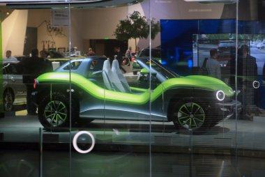 Brussels Motor Show -  De concept cars met een big smile