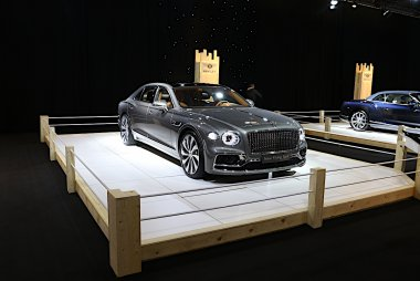 Brussels Motor Show 2020 - Bently