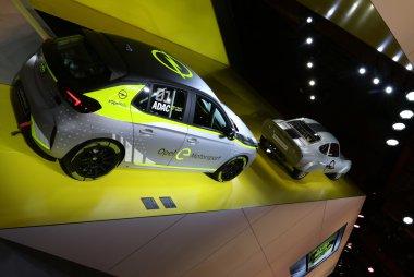 Brussels Motor Show 2020 - Opel