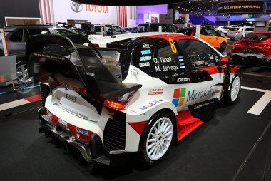 Brussels Motor Show 2020 - Toyota Yaris