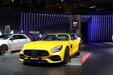 Brussels Motor Show 2020 - Mercedes AMG