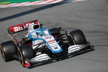 Nicholas Latifi - Williams FW43