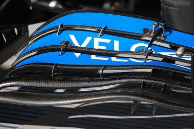Voorvleugel McLaren