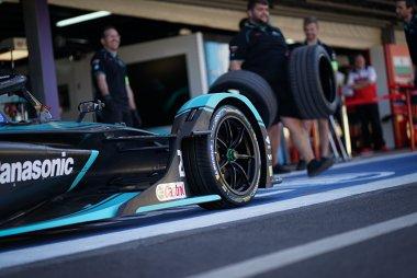 Mitch Evans - Panasonic Jaguar Racing