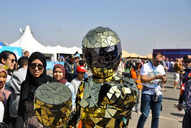 Signeersessie 2020 Marrakesh E-Prix
