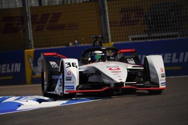 André Lotterer - TAG Heuer Porsche Formula E