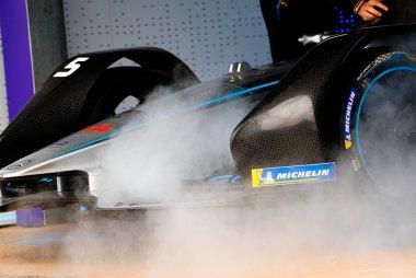 Stoffel Vandoorne - Mercedes-Benz EQ Formula E
