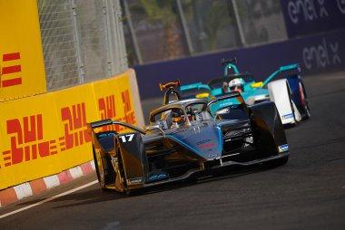 Nyck de Vries - Mercedes-Benz EQ Formula E