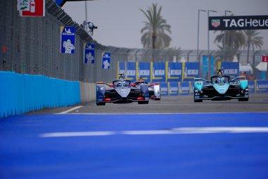 Sam Bird & James Calado - Envision Virgin Racing & Panasonic Jaguar Racing