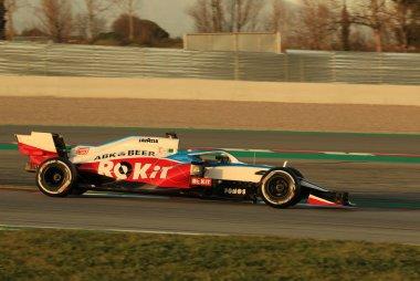 Williams F1 Team 2020