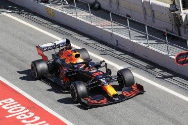 Red Bull Honda 2020