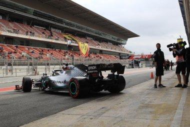 Mercedes F1 Team 2020